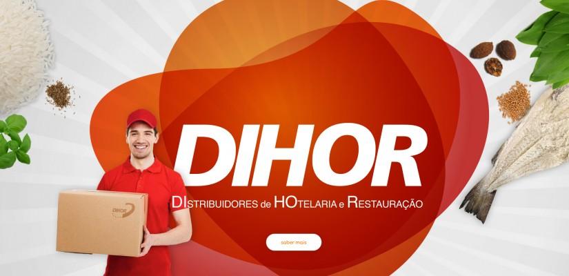 DIHOR Lança loja digital para o mercado Português