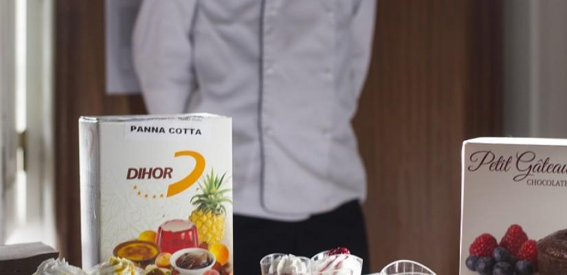 O distribuidor DIHOR LM Alimentar realiza SHOW-COOKING na cidade de Viseu